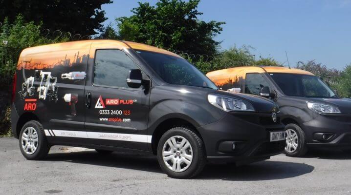 Service Vans