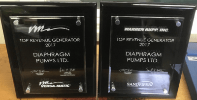 Pump Awards