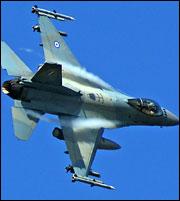 Ελληνικό F-16 κατέπεσε στην Ισπανία-Συμμετείχε σε άσκηση του ΝΑΤΟ