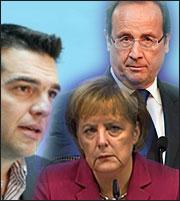Μέρκελ: Περιμένουμε υλοποίηση των δεσμεύσεων