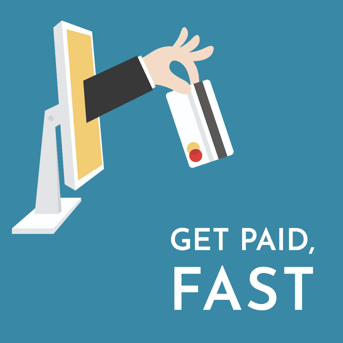 4 steps for food & beverage businesses to get paid fast - featured image