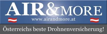Airandmore Drohnenversicherung