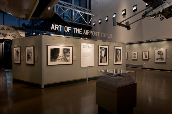 """""""art Of Airport Tower"""" Exhibition"""