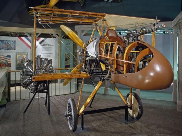 Royal Aircraft Factory .8 Reproduction