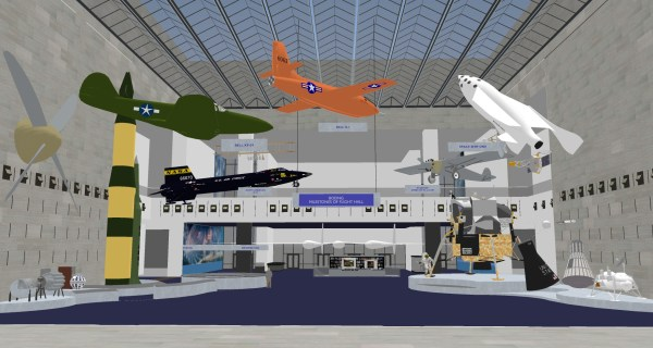 National Air And Space Museum Receives 30 Million