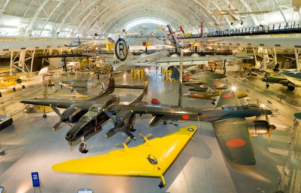 Smithsonian National Air And Space Museum Host Historic