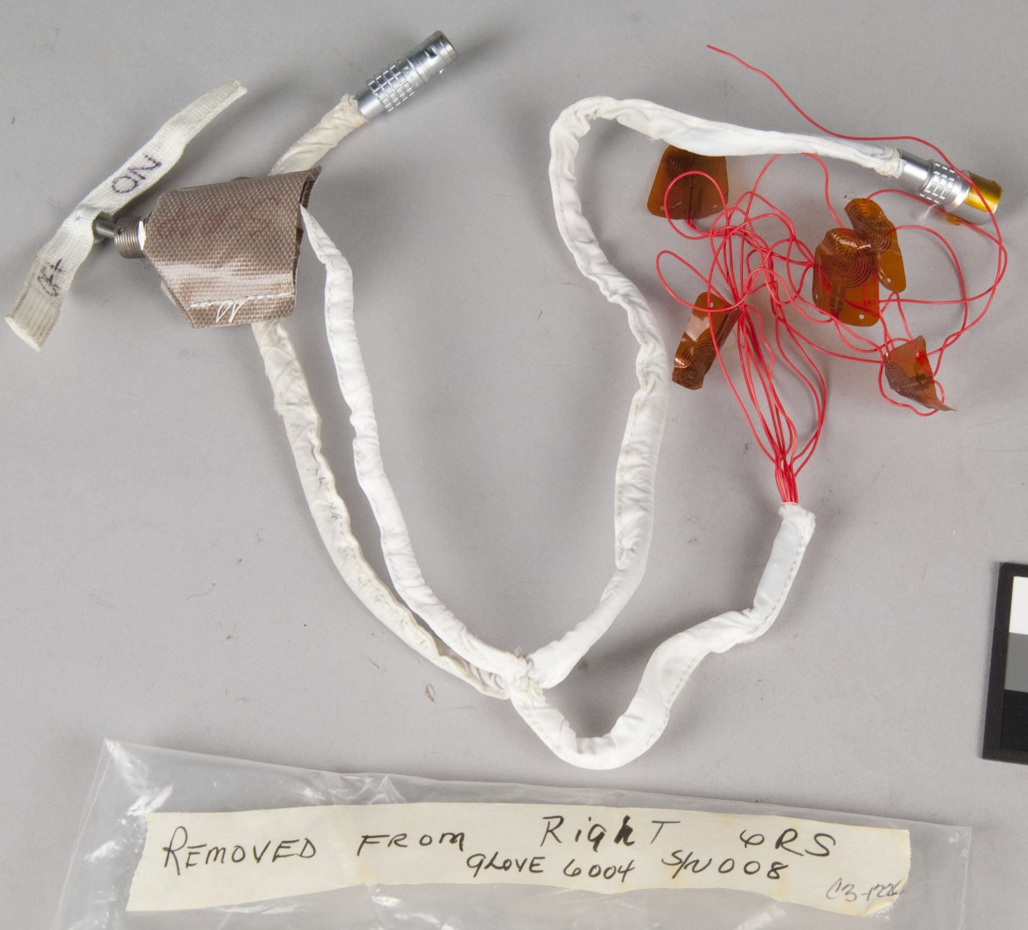 hight resolution of electrical harness glove