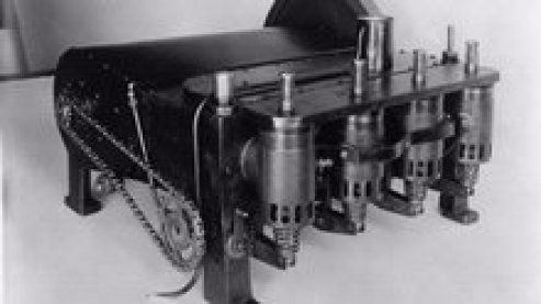 The Wright Brothers' Engine
