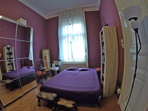 Inner room book airbnb budapest