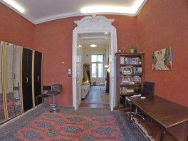 Hall and anteroom