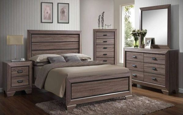[Review] Kings Brand 6-Piece Wood Modern Bedroom Set