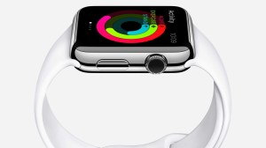 Apple iWatch Activity App