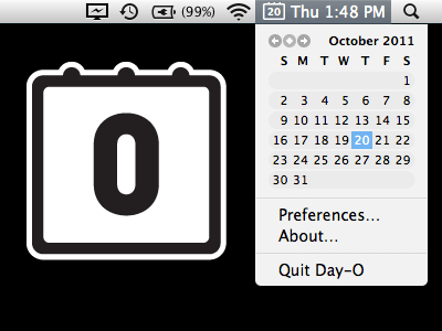 Day-O // ShaunInman.com
