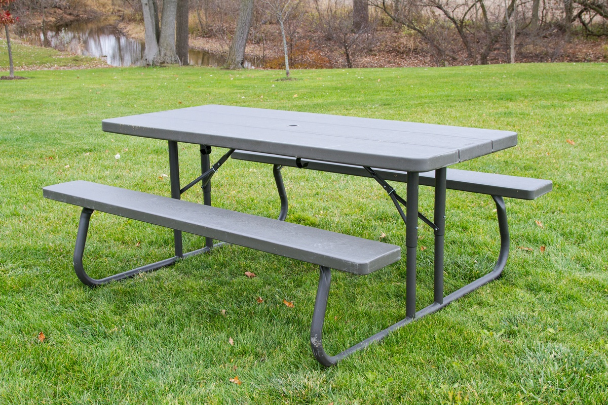 folding lawn chairs ontario ergonomic chair ultrasound picnic table air bounce inflatables and party rentals in