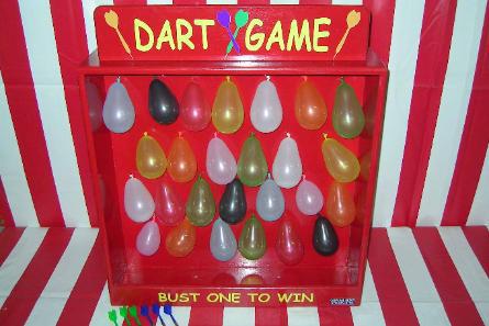 event chairs for sale desk chair edinburgh balloon dart game - air bounce inflatables & party rentals in hamilton, burlington, niagara ...