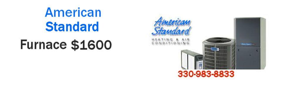 1 600 Get A New American Standard 80 80k Btu Furnace