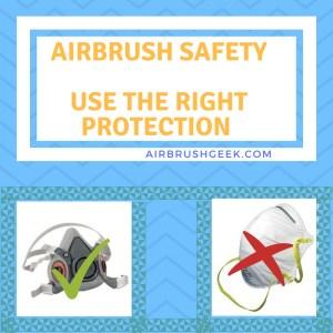 Airbrush Safety