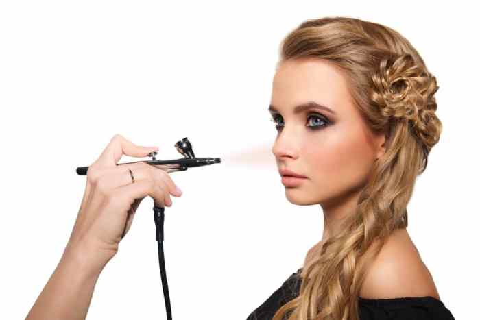 airbrush makeup kit reviews