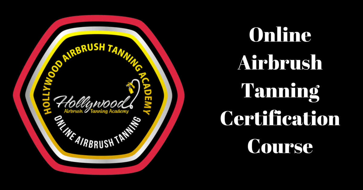 Online Video Conference Airbrush Tanning Training (Virtual Learning)