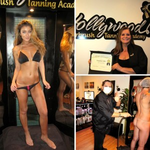Hollywood Airbrush Tanning Academy 57