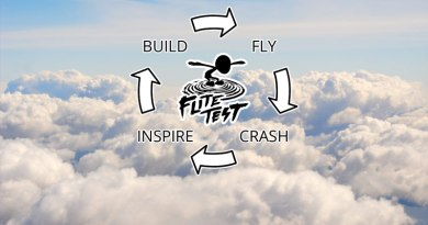 FliteTest Trumps – a DIY card game
