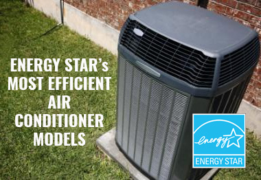 Energy Efficient Air Conditioning and Heating