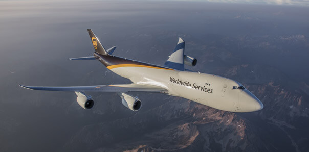 UPS Air Cargo - Surcharges