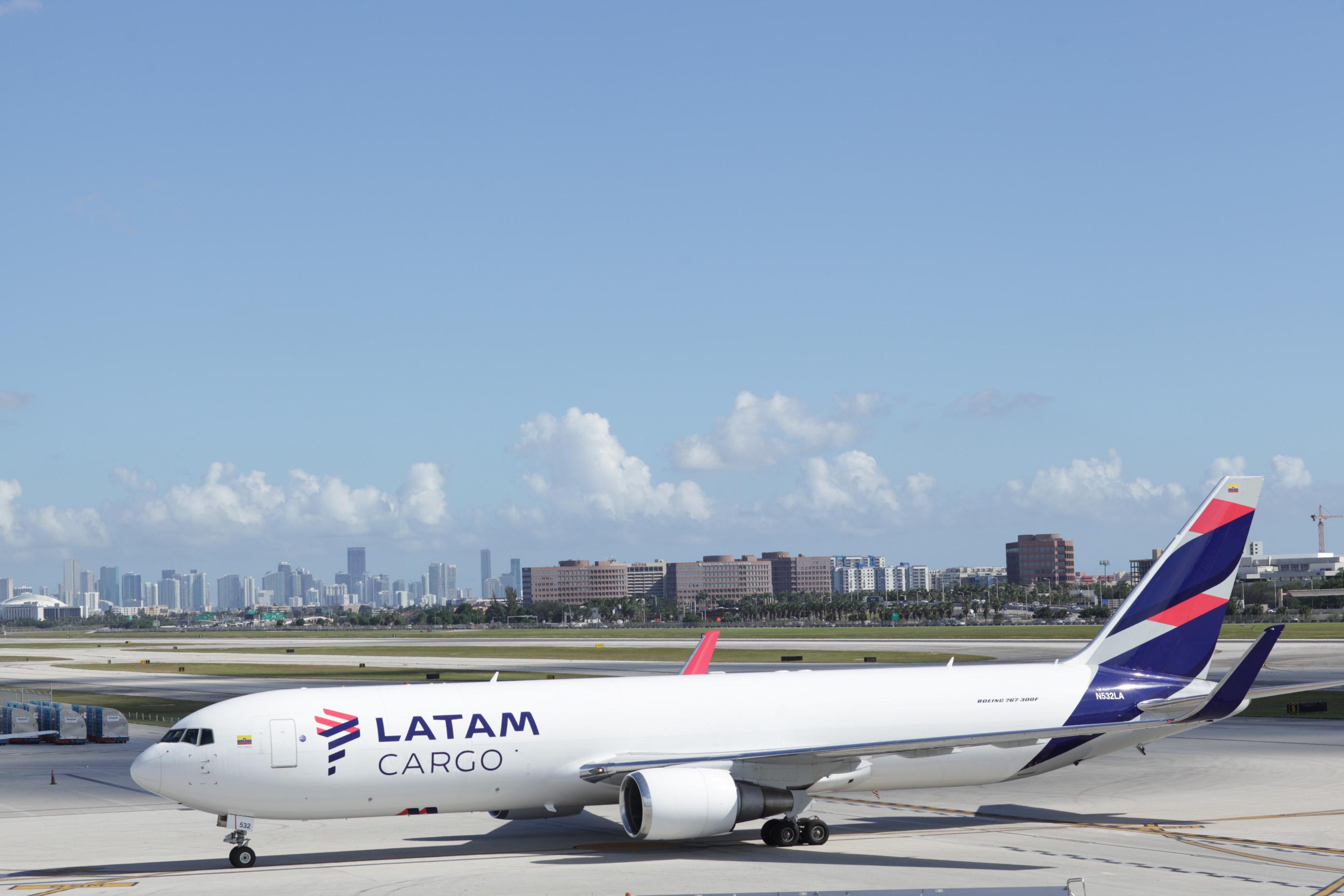 LATAM launches flight for Panalpina to its Huntsville air cargo gateway | Air Cargo World