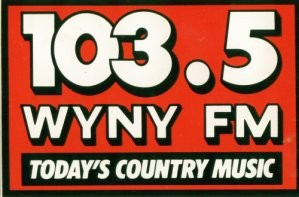 Country 103.5 WYNY New York Randy Davis Lisa Taylor Dandy Dan Daniel