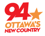 93.9 Ottawa CKKL New Country