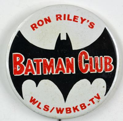 Ron Rileys Batman Club
