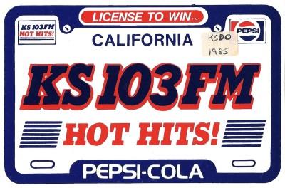 102.9 San Diego KSDO-FM KS-103