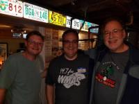 2017 Radio BBQ - Bob Gilmore, Brett Provo and Matt Seinberg