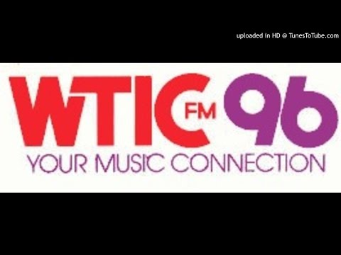 Jim Cutler, 96.5 WTIC-FM Hartford | 1982 – Video Aircheck