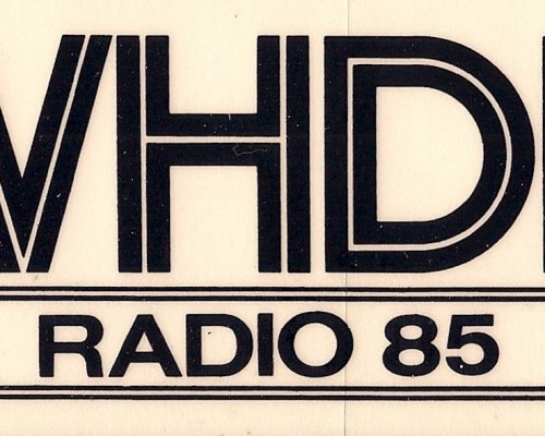 New England Sampler #3: Radio 85 WHDH Boston | April 1, 1980