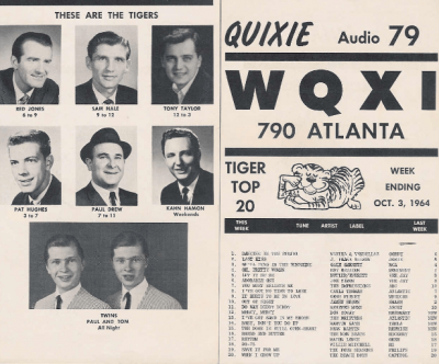 790 Atlanta WQXI The Tigers