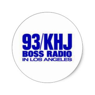 930 Los Angeles KHJ Boss Radio