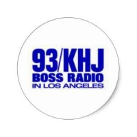 930 Los Angeles KHJ Boss Radio