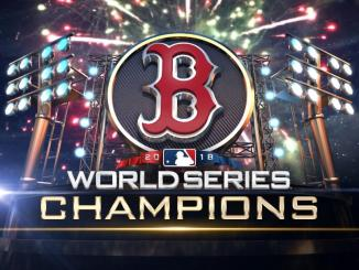 Boston Red Sox 2018 Champions