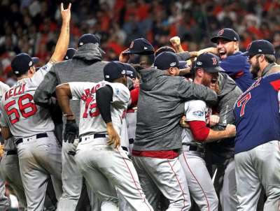 Red Sox Win 2018 World Series