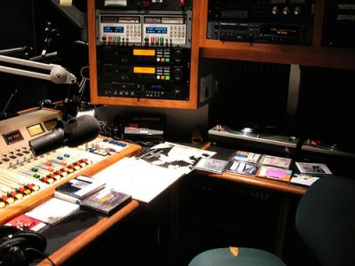 88.1 Cambridge Boston WMBR Studio