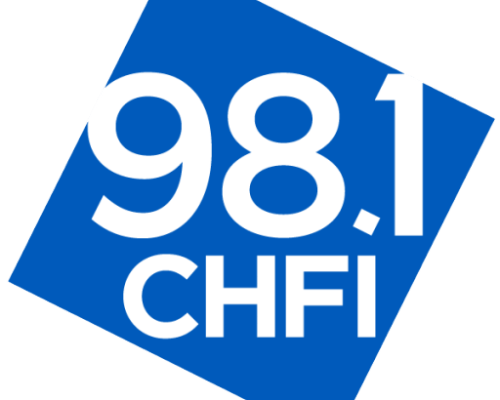 Don Daynard, Erin Davis and Mike Marshall, 98,1 CHFI Toronto | October 16, 1996