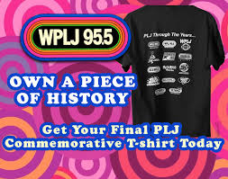 95.5 New York WPLJ T-Shirt