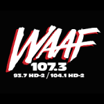 107.3 Boston Worcester WAAF