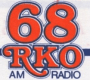 Chuck Knapp, 680 WRKO Boston | April, 1967