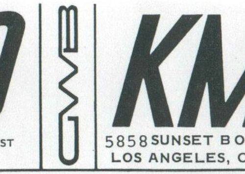 Gary Owens on KMPC Los Angeles | August 1, 1969 (corrected)