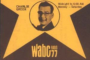 Charlie Greer WABC Promotional
