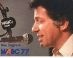 A young Dan Ingram featured in a 77 WABC Promotions Photo, circa 1978
