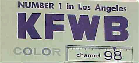 KFWB - Color Radio 98