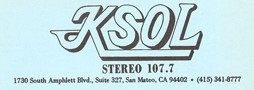 1450 AM San Francisco, KSOL, KSAN, Sly Stone, Urban, Soul